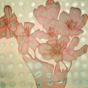 THE FLOWERS I GOT _1 c Birgit Herzberg-Jochum
